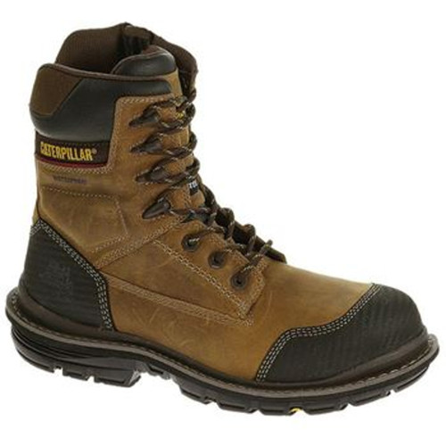 "Caterpillar P74052 Mens Fabricate 8"" Tough Waterproof Work Boot"