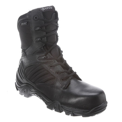Bates 2272-B Mens GX-8 Gore-Tex Composite Toe Side Zip Boot