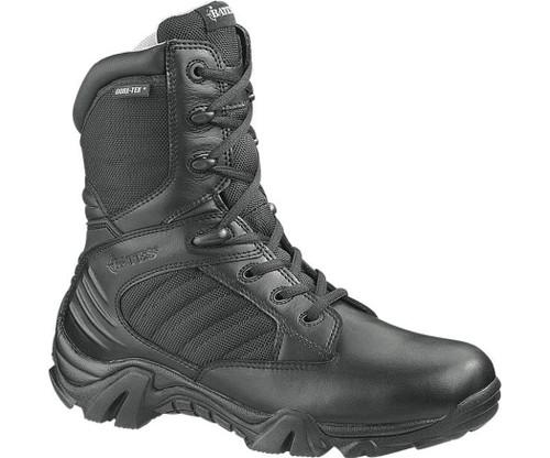 """Bates 2268-B Mens GX-8 8"""" Gore-Tex Waterproof Side Zip Work Boot"""