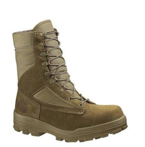 Bates 30501-B Mens USMC Durashocks Hot Weather Boot