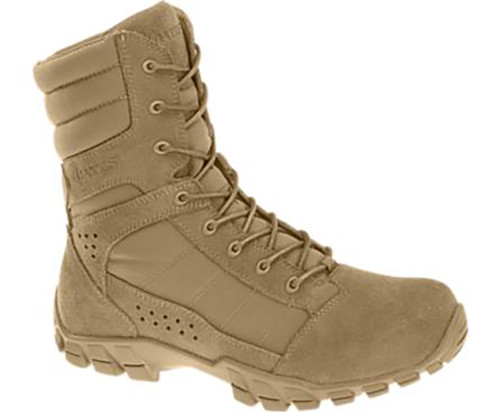 Bates 8670-B Mens COBRA 8 Inch HOT WEATHER Military Boot