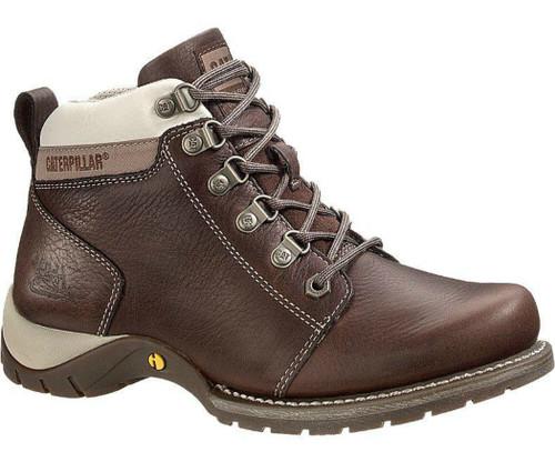 Caterpillar P89674 Womens Carlie Steel Toe Work Boot