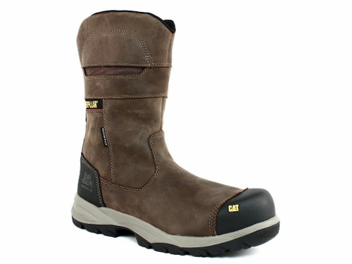 Caterpillar P90557 Mens Clay Jenka Waterproof Composite Toe Work Boot