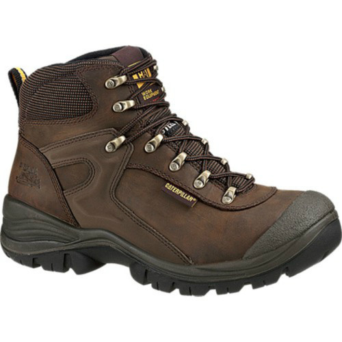Caterpillar P89556 Mens Pneumatic Waterproof Steel Toe Work Boot