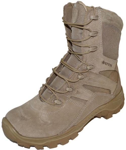 Bates 1450-B Mens M-8 Desert Tan Assault Boots
