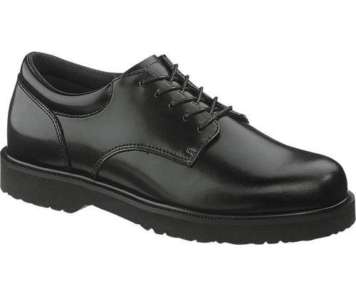 Bates 22233-B Mens High Shine Duty Oxford Shoes