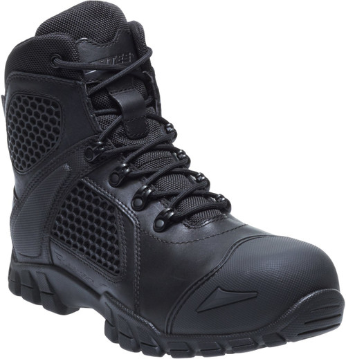 Bates 7076 Mens Shock FX Composite Toe Military and Tactical Boot, Black