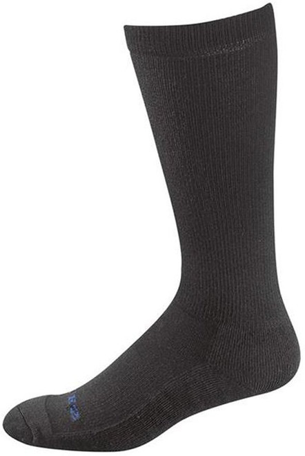 Bates Footwear Tactical Uniform Dress Black 1 Pk Socks Made in the USA