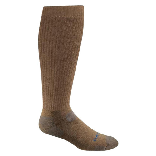 Bates Tactical Uniform Over the Calf Army Brown 1Pk Socks Made in the USA