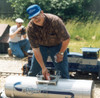 Tank Car 5' Body (Assembled)