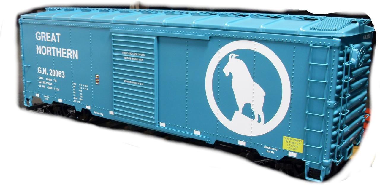 Box Car 40' Series Body (Assembled)