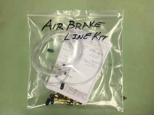 Air Brake Line Kit FREE SHIPPING