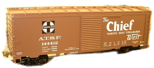 Box Car 40' Series Body (Kit)