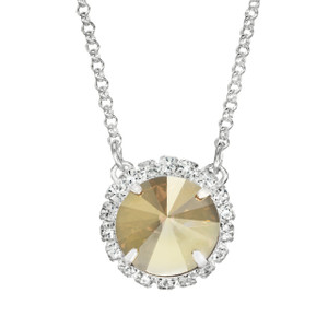 Blonde Ambition Glam Party Necklace