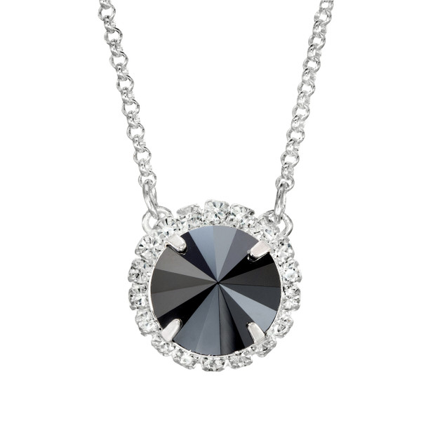 Caviar Glam Party Necklace