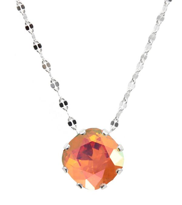 Pumpkin Spice Mega Marina Necklace
