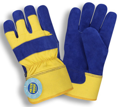 7465: Split Cowhide/Thinsulate Lined Gloves - 12 Pack