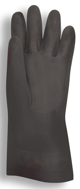 4360: Premium/30-Mil/Black Neoprene Gloves - 12 Pack