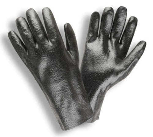 5012R: Rough PVC/12-Inch Gloves - 12 Pack