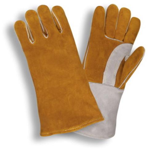 7670: Premium Side Leather Welder - 12 Pack