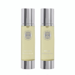 Mashooq Revive, Relax, massage oils duo