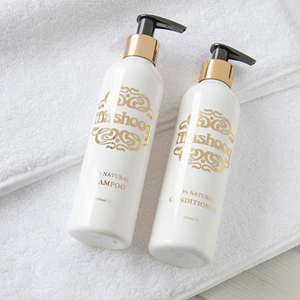 Mashooq Natural Shampoo and Conditioner