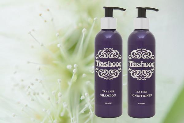 Mashooq Tea Tree  Shampoo & Conditioner Pack (250ml)