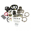 """BD-Power 1028035 3.5"""" Remote Mount Exhaust Brake Universal - For 3.5"""" Exhaust Systems"""