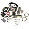 "BD-Power 1028030 3"" Remote Mount Exhaust Brake Universal - For 3"" Exhaust Systems"