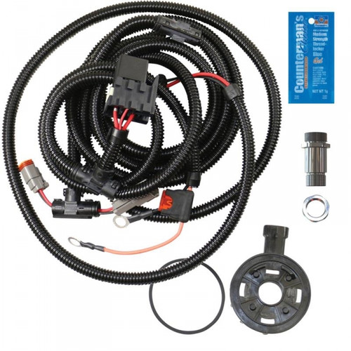BD-Power 1050347 Flow-Max Fuel Heater Kit For use on all AirDog Fuel Systems