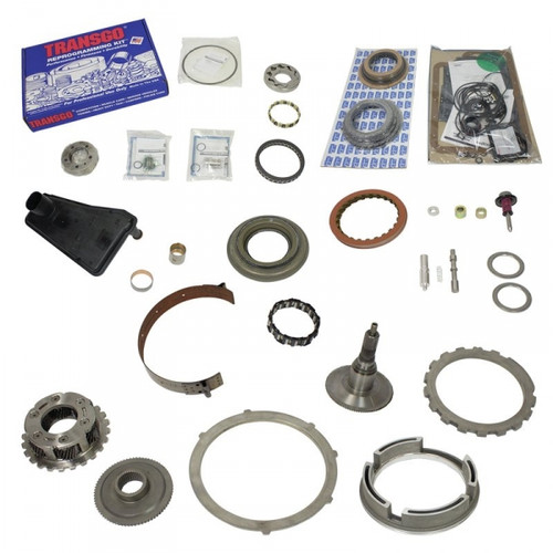 BD-Power 1062124-4 Stage 4 Transmission Build-It Kit 1999-2003 Ford 7.3L Powerstroke 4WD