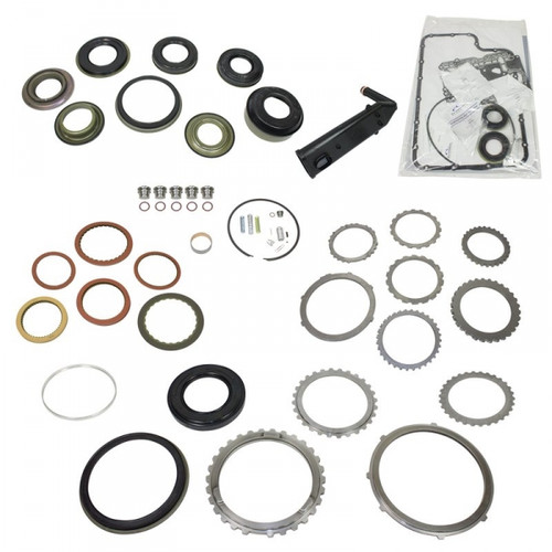 BD-Power 1062134 Stage 4 Transmission Build-It Kit 2003-2004 Ford 6.0L Powerstroke