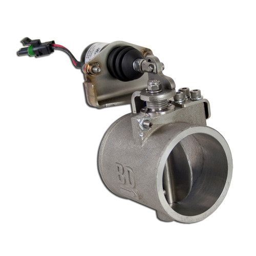 BD-Power Positive Air Shutdown 1036712 2004.5-2010 GM 6.6L Duramax LLY/LBZ/LMM