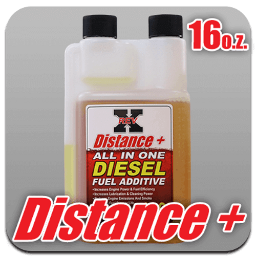 Distance + Fuel Additive 16 oz. Bottle