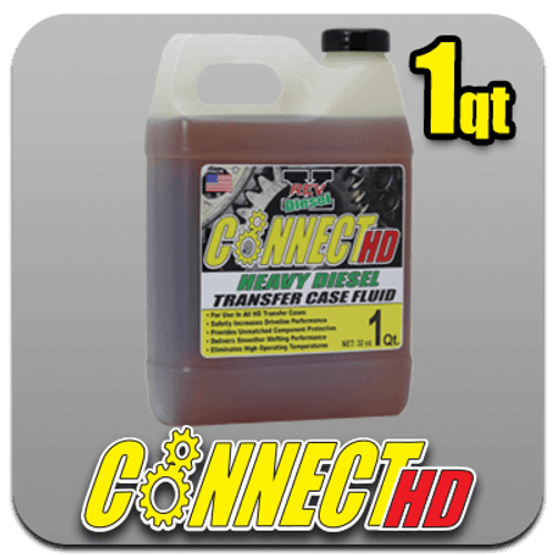 CONNECT HD Transfer case Fluid (32oz)