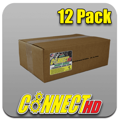 CONNECT HD Transfer case Fluid (32oz) (12 case)