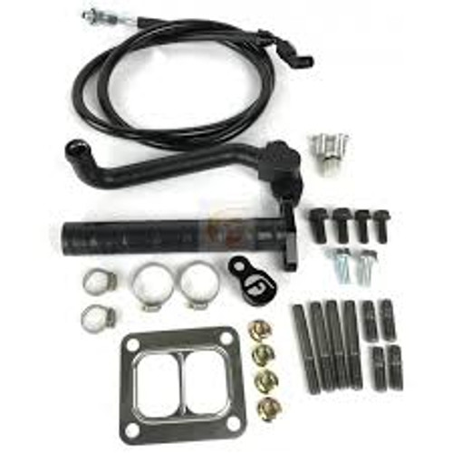 2011-2016 LML Duramax Turbo Installation Kit for S300/S400