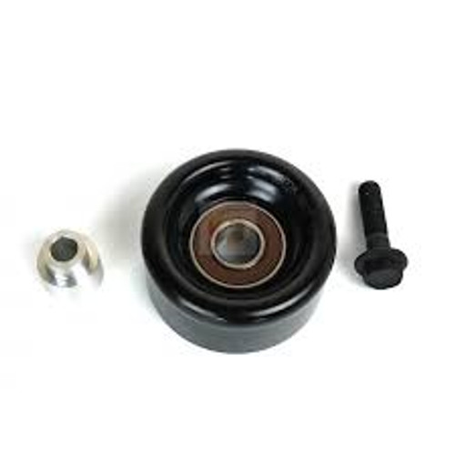 Cummins Dual Pump Idler Pulley, Spacer, and Bolt (For use with FPE-34022)