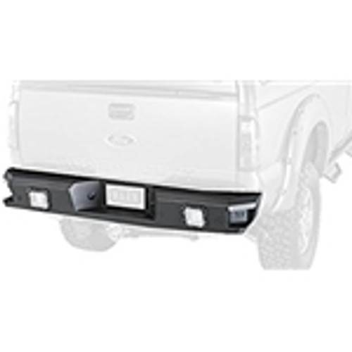 Warn Ascent Rear Bumper 2011-2016 Ford SuperDuty F-250 / F-350