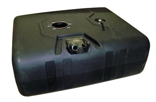 FORD, After-Axle, Utility Tank for Cut-away vans 1999-2010 (8020199)