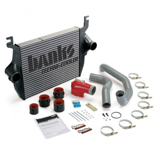 2003-2004 Ford Super DutyBanks Power Techni-Cooler Intercooler System