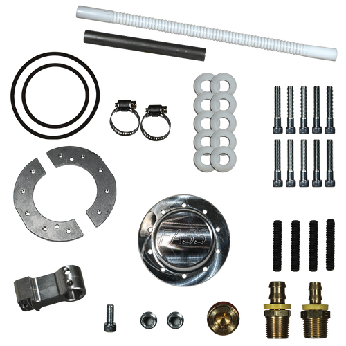 Diesel Fuel Sump Kit With Suction Tube Upgrade Kit
