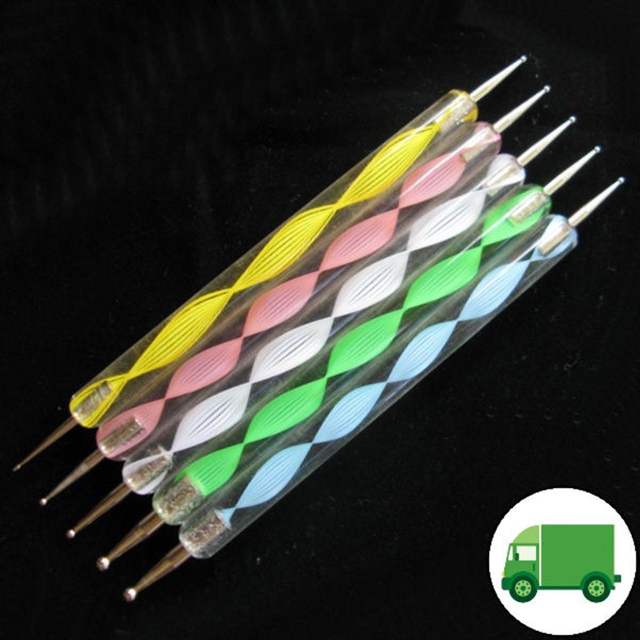 Silicone Dotting Tools for mandala - 3/16 - 5mm Silicone