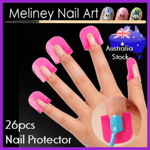 26pc Nail Protector