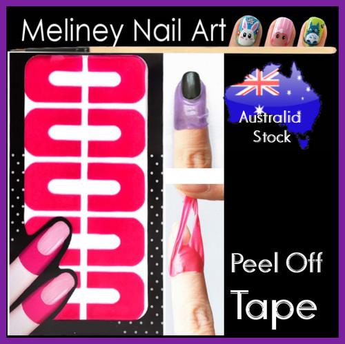 peel off tape