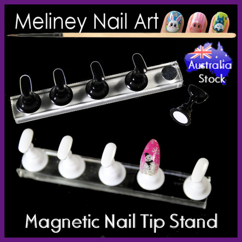 Magnetic Nail Tip Stand