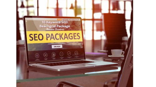SEO - 5 keyword Package