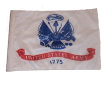 "Golf Cart Flags - ARMY 11""x15"" Replacement Flag"