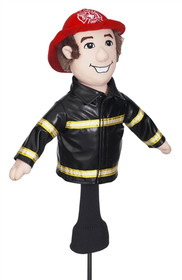 Fireman Golf Headcover by Creative Covers for Golf