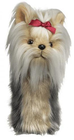 Daphne's HeadCovers: Yorkshire Terrier 460cc Golf Club Cover
